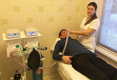 «Клиника Маршака» запустила новую методику лечения зависимостей – ксенонотерапию